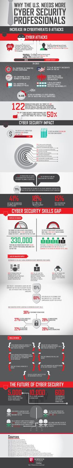 Why the US Needs More Cyber Security Professionals – Technology World