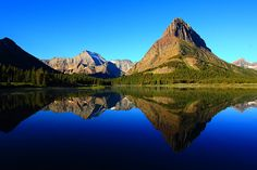 Image result for swiftcurrent lake
