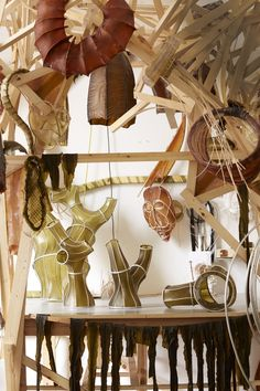 Julia Lohmann's Innovative Seaweed Art — Todd Hart Design