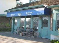 Koi Restaurant's menu is uncomplicated, authentic and relatively easy on the wallet.