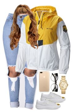 """9.14.16"" by mcmlxxi ❤ liked on Polyvore featuring Puma, Columbia and Michael Kors"