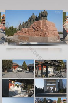 VLOG Tourism Yantai Taixu Palace Attractions#pikbest#video Tourism Day, Windows Software, Screen Shot, Find Image, Mount Rushmore, Attraction, Palace, Palaces, Castles
