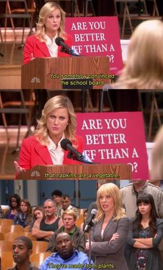 Citizens of Pawnee (Parks and Recreation) Parks And Rec Memes, Parks And Recreation, Parcs And Rec, Parks Department, Cartoon Network Adventure Time, R Memes, Comedy Central, Music Tv, Best Shows Ever