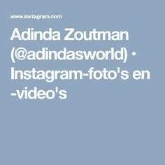 Adinda Zoutman (@adindasworld) • Instagram-foto's en -video's