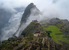 Machu Picchu Jewel of the Incas Empire
