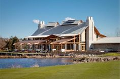 Christian and Anastasia will have their wedding ceremony at Riverway golf course. Shades Of Grey Book, Fifty Shades Of Grey, Fifty Shades Trilogy, British Columbia, Golf Courses, Solar, Cabin, House Styles, City