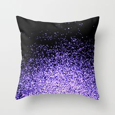 infinity in purple Throw Pillow by Marianna Tankelevich from Shop more products from on Wanelo. Cute Cushions, Cute Pillows, Cute Bedroom Decor, Bedroom Themes, Bedrooms, Purple Throw Pillows, Sparkly Pillows, Galaxy Bedroom, Cheap Closet