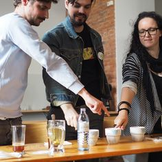 The winner of the Austrian Aeropress Championship was found Monday the winner was Rafael Strauss from Buna Kaffee in Graz. 27 people was participating it would be nice to see some of them in the the Barista Competition in 2017. #specialtycoffee #coffee #aeropress #acmecups #ottakringerbrauerei http://ift.tt/1Vbg53z
