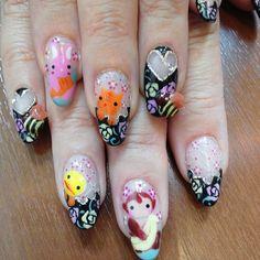 Animal #nail #nails #animal #Padgram