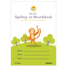 Depicta: Educational products and resources for learners and teachers Big Books, Teacher Stuff, Homework, Spelling, Family Guy, Notebook, Chart, Education, School