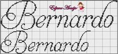 Cross Stitch, Words, 1, Cross Stitch For Baby, Alphabet Cards, Children Names, Female Names, Cross Stitch Letters, Cross Stitch Alphabet