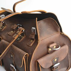 Weekender Duffle Bag – Marlondo Leather Co.