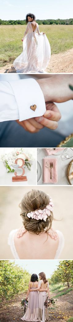 The top wedding colors of 2017