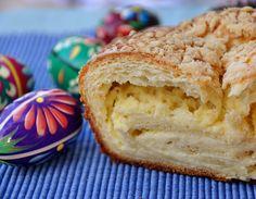 Polish cheese babka- haha, I'm polish and I love it when foreign people speak or call things half english half polish!