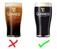 How to survive your first Guinness tutorial. Do it like a pro!
