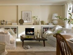 Wohnzimmer moderner landhausstil  farbpalette wandfarben wohnzimmer wände streichen gelb ...