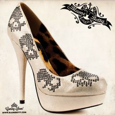 Some really nice shoes from Blame Betty :-) I have to have.