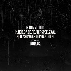 25.8K vind-ik-leuks, 544 reacties - RUMAG | Nederland (@rumagnl) op Instagram: '#rumag'