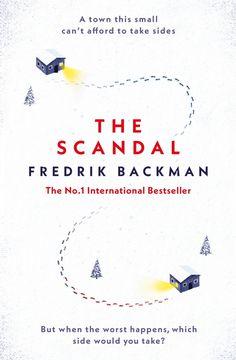 The Scandal by Fredrik Backman