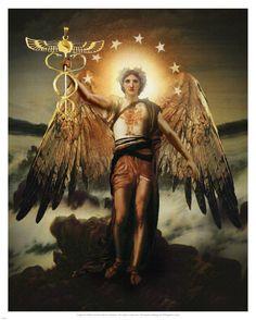 Meditating with Archangel Raphael