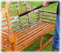 How to strip Paint with a Pressure Washer. The product experts at Pressure Washers Direct provide a helpful how-to about stripping paint with a power washer. Using a pressure washer to strip paint will make your job much easier.