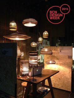 Yarussi Alvarado designs at BCN Design Week (Barcelona) #design #yarussi #alvarado #yarussialvarado #home #hogar #decoracion #decoration #interior #luxury #lamp #lamps #light #lighting #living #designers #fair #barcelona #mercadocondal
