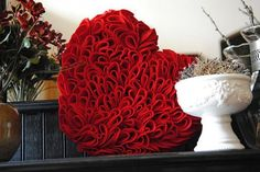 28 Cool Heart Decorations For Valentine's Day | Home Decor