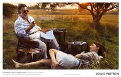 LV ad with Francis Ford Coppola