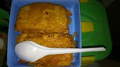 Mendoan ~ soy cake Indonesia Spicy