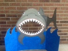 Beach themed photo booth for kids! | Projects | Pinterest | Photo ...