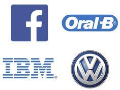 Sociétés utilisant le Bleu dans leurs Logos. http://designer-blog.studiokarma.fr/quelles-couleurs-choisir-pour-votre-logo/