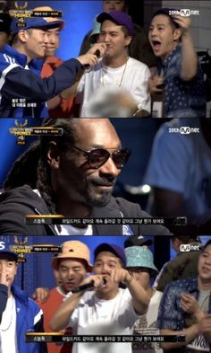 Check out Snoop Dogg Judge the Conestants on 'Show Me The Money 4' | Koogle TV