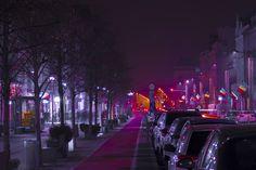 #city #lights #citylights #night #romania #cluj