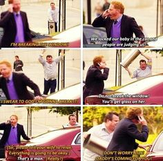 This scene was hilarious! Modern Family