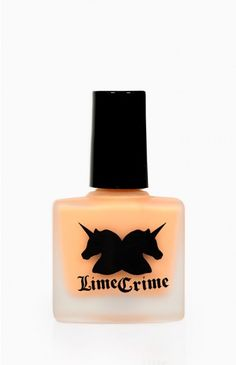 Lime Crime Peaches and Cream Nail Polish   Beginning Boutique