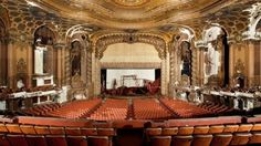 Kings Theatre in New York, the theatre was opened in 1929 and has been sitting vacant in Brooklyn since the 1970s.