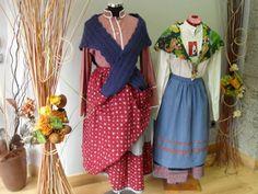 Algunos trabajos realizados - TRIKOTE euzkal jantziak en Zarautz, Confeccionamos trajes hechos a medida.