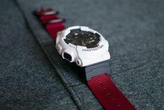 Nato Strap, Casio G Shock, Ruby Red, Watches For Men, Vegan Friendly, Pairs, Clocks, Stylish, Watch Straps