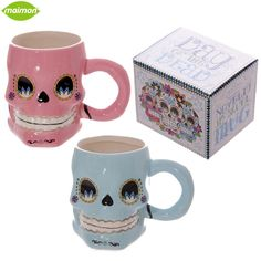 Cheap coffee cup, Buy Quality the cup directly from China skull coffee cup Suppliers:  Welcome to DIY Life Online !!!    *Our team focus on providing the creative products to make our life greener and nicer