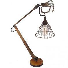 Steampunk lamp...