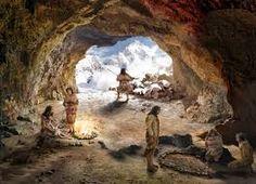 Resultado de imagen de homo neanderthalensis vivienda