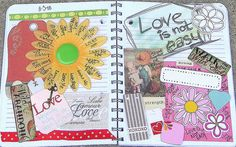 Love collage pages | Flickr - Photo Sharing!