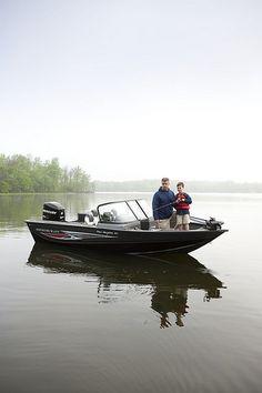 2013 Smoker Craft Pro Angler XL 172 Fishing Boat Beauty