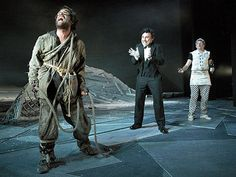 Rupert Goold - The Tempest (2006) - Production photo gallery 7