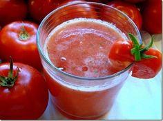 Tomatensaft am Morgen – kennst du alle Vorteile?