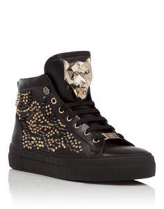 PHILIPP PLEIN High Sneakers