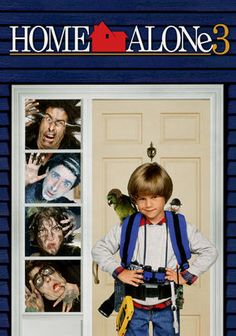 Home Alone 3  The third installment in this popular comedy series finds young Alex Pruitt (Alex D. Linz) home alone with the chicken pox and a toy car that contains a stolen computer microchip, which some bumbling spies are desperate to get back.