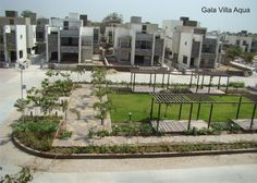 Gala Villa aqua is a unique, 115 villa project offers Type A villas of 380 sq.yds., Type B villas of 435 sq.yds. and Type C villas of 456 sq.yds.