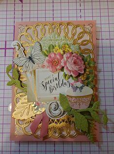 First Halloween, Halloween Cards, October Crafts, Anna Griffin Cards, Craft Day, Get Well Cards, Scrapbook Cards, Scrapbooking, Craft Activities