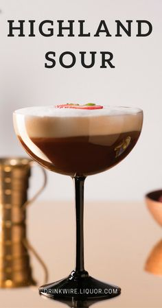 With temperatures rising to an all-time high, drinking your hot cup of joe isn't ideal. Luckily there are several ways to chill out with your cup of brew with a slightly sweet kick. Hop on the trend that is proliferating in bars and restaurants from coast to coast by concocting your own mouthwatering cocktail with the recipe below.